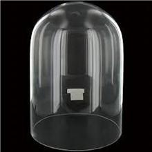 custom made plastic clock dome