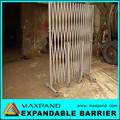 retrátil de alta qualidade e segurança de urgência do projeto do jardim portões de metal