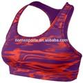 mulheres yoga compressão personalizado bra desgaste
