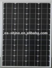 High quality solar panel 80W