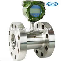 High pressure turbine water meters