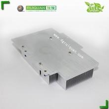Customized Aluminum profile accessory,extruded aluminum heatsink