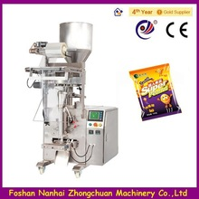 Automatic Soy Beans,Cereal Grains Form Fill Seal Machine For Sachet Bagging