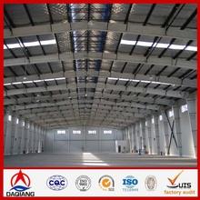 light prefabricated warehouse price
