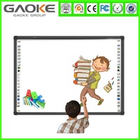 high quality fingers touch screen cheap iq 82 inch interactive smart board