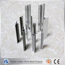 100% Original Material Wardrobe Door Aluminum Hollow Profile