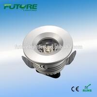3w dimmable Sharp led cabinet led mini spot light