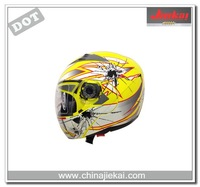 Custom full face motorcycle helmets