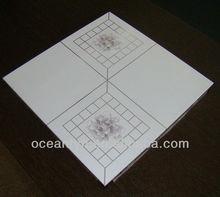 China manufacturer suppling indoor decoration Aluminum aloy celling panle