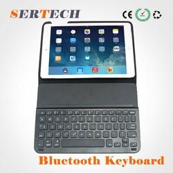 For ipad mini bluetooth keyboard, wireless aluminium alloy bluetooth keyboard wholesale retail
