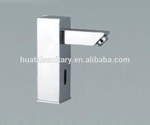 deck mount hotel automatic basin mixer