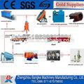 suministro de pequeña y gran capacidad de fertilizantes compuestos proceso de producción