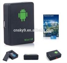 Mini GPS Tracker for kids, elderly, car, pet, asset