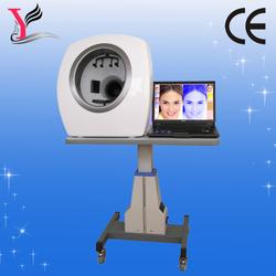 3D - Face CT Detector , PC intelligent skin testing equipment