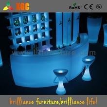 LED Bar Counter Display/Corian LED Bar Counter/Stone LED Bar Top