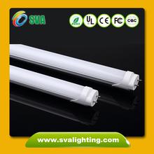 High light transmittance dimmable support 24v dc led tube light