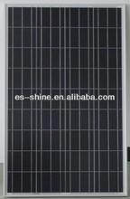 High Quality 115-130W Poly Solar panel,Solar power