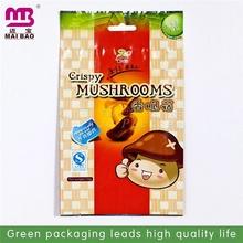 custom logo printing guangzhou zipper pouches nuts packaging