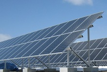 2014 Solar PV ground mounting systems, Aluminum PV Solar ground mounting frame, solar power installation solutions
