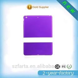 2015 Fashion design TPU stand tablet pc cover for iPad Air2 mini