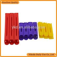 10 YKD food bag clips plastic bag clip