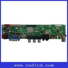 Full HD samsung tv mainboard/V59 LCD board