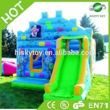High quality and safe inflatable slide,inflatable rental slides,hot sale large inflatable pool slides