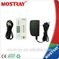 LCD Universal Li-ion 18650 18350 14500 16340 NiMH AA AAA Battery Charger