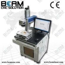 Ring marking machine /optical fiber laser marking machine BCJ-20W price