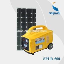 Saip/Saipwell AC 220V Portable Solar Power for Home use (SPLR-500)