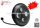 Round 4x4 truck high / low beam 7inch Angel Eyes LED Headlight