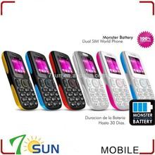 New celular T191 Dual Sim Quadband Unlocked GSM Phone Cell Phone brand cell phones