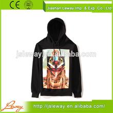 Customized Mens Fashion Hoodies Sweatshirts rock band hooded sweatshirts hoodies