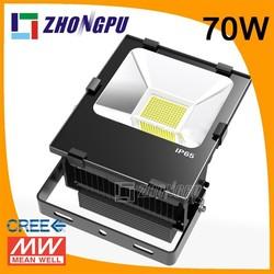 76w led flood light SMD Chip LED 70W