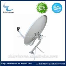 [manufacture] 60cm ku band satellite dish antenna strong satellite antenna dish