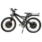 Giant Brand, 2000w Dual Electric Mountain Bike with Magic Pie 3 Hub Motor