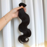 factory supply virgin human hair unprocessed wholesale hair extention virgin brazilian hair
