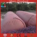 personalizado soft dobrável planta de biogás de gerar eletricidade a partir de resíduos