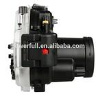 powerfull 40M 130ft Waterproof Underwater Housing Hard Case for Olympus EM5 E-M5 Camera