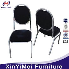 Stackable Banquet Furniture Plating Hotel Chair