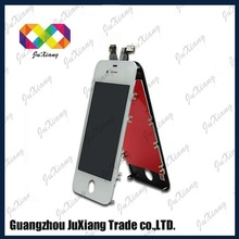 With front assembly lcd display touch screen digitizer for iphone 4