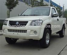 China Petrol Euro-4 4x2 Mini Car