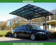 car pergola carport aluminum sun shelter