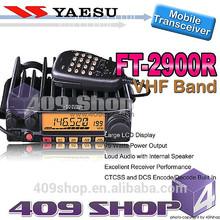 VHF 75W 2M FM Mobile Transceiver Radio YAESU FT-2900R FT2900
