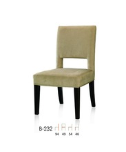 Good quality banquet iron chair B-232