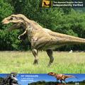 Mon dino- parc à thème de haute qualité artificielle dinosaure de simulation des activités