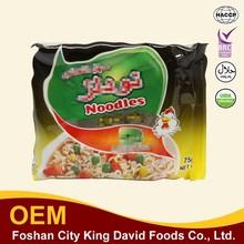 OEM Chinese Five Cereals Bag Wholesale Instant Noodles