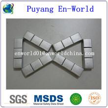 100% pure bamboo stick silver shisha charcoal