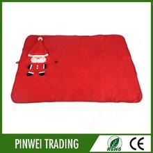 high quality wholesale fleece baby blanket handmade