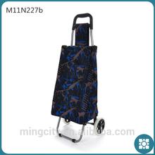 High Popular Special Red Graffiti Vegetable Shopping Trolley Bag , Beach Trolley Bag, Shopping Cart
